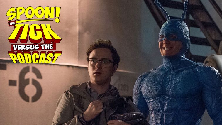 The Tick vs The Podcast – The Griffin Newman Interview