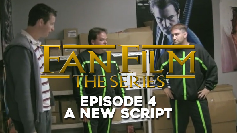 Fan Film The Series – Episode 4