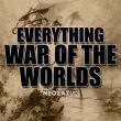 Everything War of the Worlds